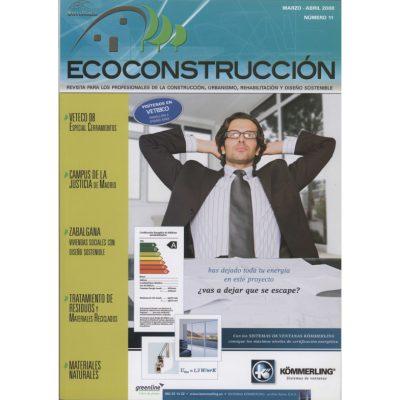 ECOCONSTRUCCION  Nº11 ABRIL 2008