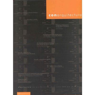 CONARQUITECTURA Nº11 JUNIO 2004