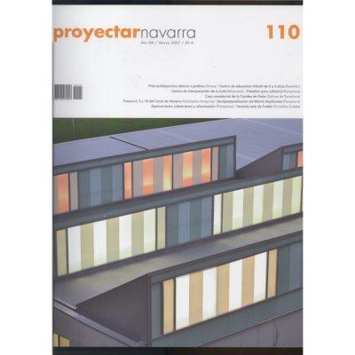 PROYECTAR NAVARRA Nº110 MARZO 2007